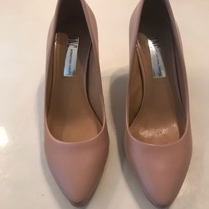 INC Pointed Toe Pumps